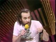 George Carlin - Some Werds 1974 - YouTube
