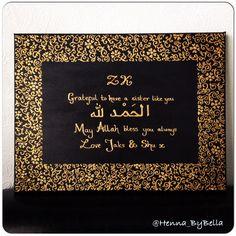 'Alhumdulliah'