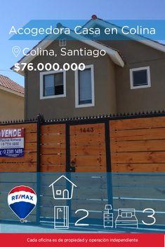 [#Casa en #Venta] - Acogedora Casa en Colina 🛏: 3 🚿: 2  👉🏼 http://www.remax.cl/1028020036-6   #propiedades #inmuebles #bienesraices #inmobiliaria #agenteinmobiliario #exclusividad #asesores #construcción #vivienda #realestate #invertir #REMAX #Broker #inversionistas #arquitectos #venta #arriendo #casa #departamento #oficina #chile