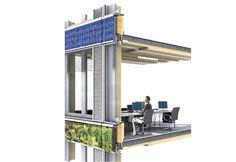 green building Austria, energy positive tower, greenbuilding, no ...