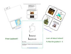 Next Post Previous Post   I am so excited to share with everyone this Ireland lapbook that I have created in honor of the upcoming St. Patrick's Day holiday. Our family loves to celebrate this special holiday however I have noticed over the years that a lot of what children learn about the wonderful country …
