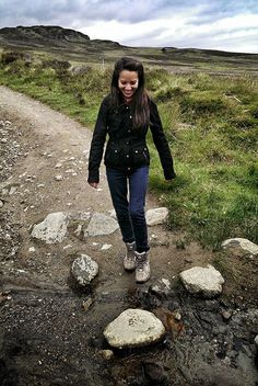 City girl from Decatur travels to Scotland ...