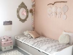 room go to on this planet of Pedro and Lonie Girl Nursery, Girl Room, Ideas Geniales, Kids Bedroom, Bedroom Ideas, Room Inspiration, Toddler Bed, Sweet Home, Room Decor