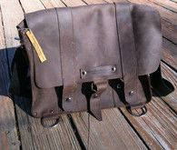 wow to this leather bag..