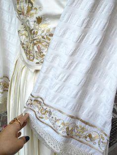 Folk Dance, Crete, Embroidery, Silk, Wedding Dresses, Handmade, Clothes, Beauty, Olympus