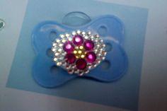 $20 - bling bling pacifier