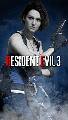 Carlos Resident Evil, Resident Evil Video Game, Resident Evil Girl, Resident Evil 3 Remake, Star Trek Enterprise, Star Trek Voyager, Valentine Resident Evil, Evil World, Jill Valentine