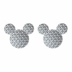 Mickey Mouse Epcot Earrings - Rebecca Hook
