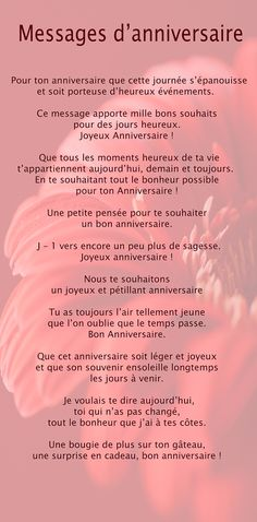 Happy Birthday Images, Birthday Messages, Birthday Quotes, Birthday Wishes, Birthday Cards, Athlete Quotes, Quote Citation, French Quotes, Teaching French