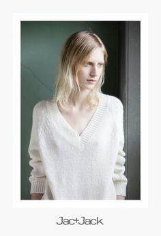 Julia Nobis Keeps it Natural in Jac + Jacks Spring 2012 Campaign by David Armstrong