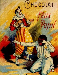 "REGBIT1: ""Chocolat"", Inglês Clown Footit"