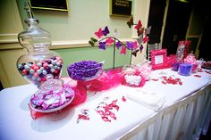 Candy Bar designed by Merrymaking Events.     www.merrymakingevents.com