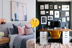 What do all those fancy HGTV terms even mean? You got: Industrial Your design style can be described as rustic and mature. You love materials such as exposed brick and dark wood with metallic accents.