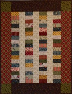 Charming Coins doll quilt, pattern in 'Remembering Adelia' by Kathleen Tracy