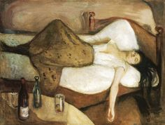 The Day After- Edvard Munch