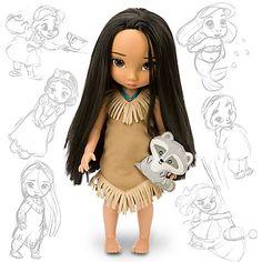 Disney Animators Collection - Disney Princess Toddler Dolls
