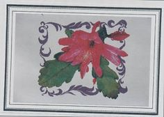 Epiphyllum #1 - (Cross Stitch)