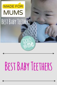 da4255a272d8 Our Baby Teething Mitt has made it onto the Made For Mums list of best baby
