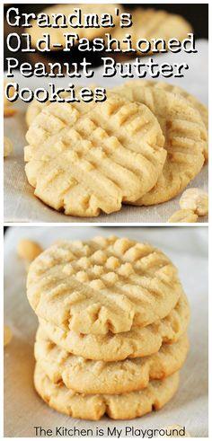 Peanut Butter Cookie Recipe Soft, Soft Peanut Butter Cookies, Chewy Peanut Butter Cookies, Peanut Butter Recipes, Yummy Cookies, Cookies Soft, Plain Cookies, Easy Recipe For Butter Cookies, Desserts With Peanut Butter