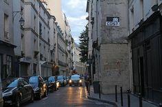 Rue des Blancs Manteaux - Paris
