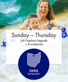 For $189, treat the family to an exhilarating waterpark adventure along with a one night stay in one of the premium suites at Great Wolf Lodge in Sandusky, OH worth $320. Dive into family-fun with a jubilant journey to Great Wolf Lodge in Sandusky, OH!Available Sunday through Thursday, this dynamic waterpark and resort destination makes an exceptional one-night getaway for family and friends, expiring December 19, 2013.  With the crispness of fall just coming into focus, now is the time for…