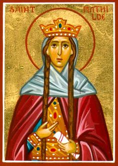St. Mathilda the Queen of Ringelheim (c.895 – 14 Mar 968) (Feast day: 14th March) She was the wife of King Henry I of Germany, the first ruler of the Saxon Ottonian (Liudolfing) dynasty. Matilda was celebrated for her devotion to prayer and almsgiving. She founded many religious institutions, including the canonry of Quedlinburg, which became a center of ecclesiastical and secular life in Germany, as well as the convents of St. Wigbert in Quedlinburg, Pöhlde, Enger, and Nordhausen in…