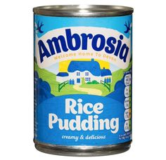 Ambrosia Rice Pudding    400g    Creamy & delicious    Price marked £1   Shop this product here: http://spreesy.com/DiscountFoodsofLincoln/341   Shop all of our products at http://spreesy.com/DiscountFoodsofLincoln      Pinterest selling powered by Spreesy.com
