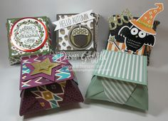 Origami Box for all Occasions Dawn Griffith