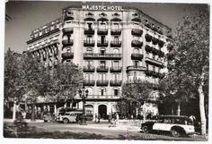 Hotel Majestic- LA BARCELONA D'ABANS, D'AVUI I DE SEMPRE ... !!!(SINCE 2.009)!!!: RAMBLA DE CATALUNYA, BARCELONA, 1900-2011. 8-12-2011.