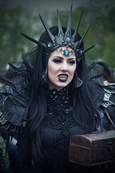 Elf Fantasy Fair 2011 - Vampire queen