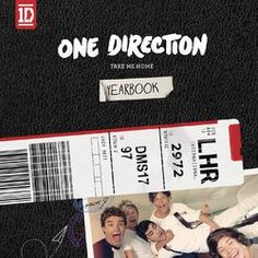 Take me home yearbook 1d