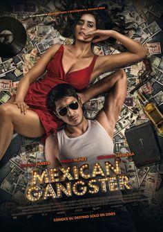 """Mexican Gangster narra la historia del llamado """"Enemigo público # 1 de México"""", se estreno el pasado 16 de octubre. Entérate en café y cabaret."""