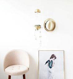 DIY Hanging Plant Lamp
