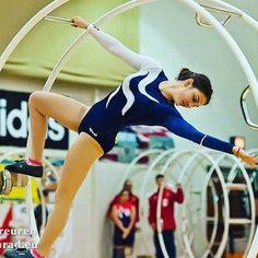 """Gefällt 25 Mal, 1 Kommentare - silke sophie (@silke_sophieb) auf Instagram: """"Fandt liiiige et gammelt foto😍 #worldchampionships #rhonrad #gymnastics"""""""