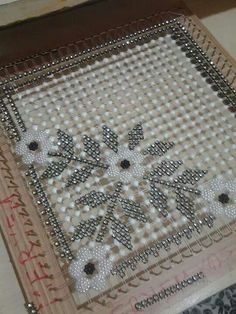 Ornek String Crafts, Bead Crafts, Diy And Crafts, Plastic Canvas Crafts, Tear, Free Sewing, Bead Weaving, Doilies, New Art