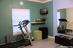 How to Create Your Own Luxury Home Gym (on a budget) - Well-Groomed Home
