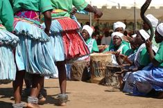 South African Culture, Customs And Practices Writ Large: Re-Morphed Cultural Renaissance Against Dysfunctional Existence Tsonga Traditional Dresses, South African Traditional Dresses, Traditional Outfits, Africa People, African Traditions, Married Woman, African Culture, Western Outfits, How To Wear