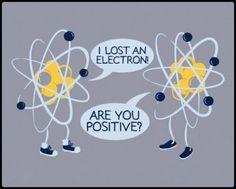 Atom humor | 20 Spectacularly Nerdy ScienceJokes