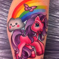 7 New Unicorn Tattoo Ideas