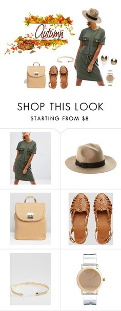 """""""Your Autumn Outfit"""" by freida-adams ❤ liked on Polyvore featuring Daisy Street and ASOS"""