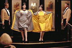Down with Love-- this movie has the BEST costumes!!! :D