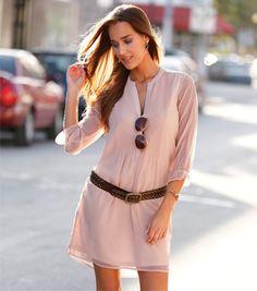 #vestido #rosa #pastel NEW