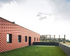 dmvA: VMVK house, antwerp, belgium
