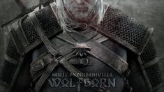"""Fantasy Medieval Music - Wolfborn This beautiful musically experience is the most accustomed in the """"Realistic Definition of Fantasy Music of someone who's the last of its already extinct species called as best fit for this world of ₣ Ɇʀʀøʀ"""" The Last Wish, The Witcher Game, Medieval Music, Geralt Of Rivia, Mythological Creatures, I Give Up, Music Film, Fantasy Rpg, Fantasy Inspiration"""