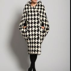 Houndstooth all over