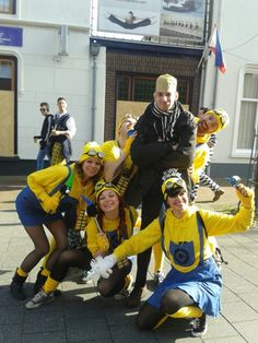 Minions carnaval made by lalot