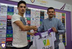 """Trujillo, nuevo jugador del Real Jaén: """"Soy consciente de que vengo a un gran club"""""""