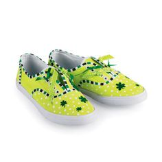 Lucky Shoes Saint Patrick Day