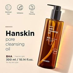 Best Cleansing Oil, Pore Cleansing, Cleanser For Combination Skin, Best Oils, Salicylic Acid, Best Face Products, Makeup Remover, Oily Skin, Skin Care
