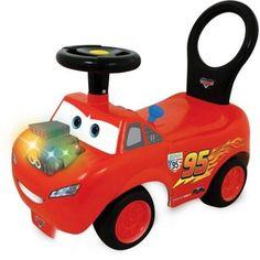 Kiddieland Disney Pixar Ride On Car Lightning McQueen Light & Sounds Ages 1-3 #KiddielandToysLimited